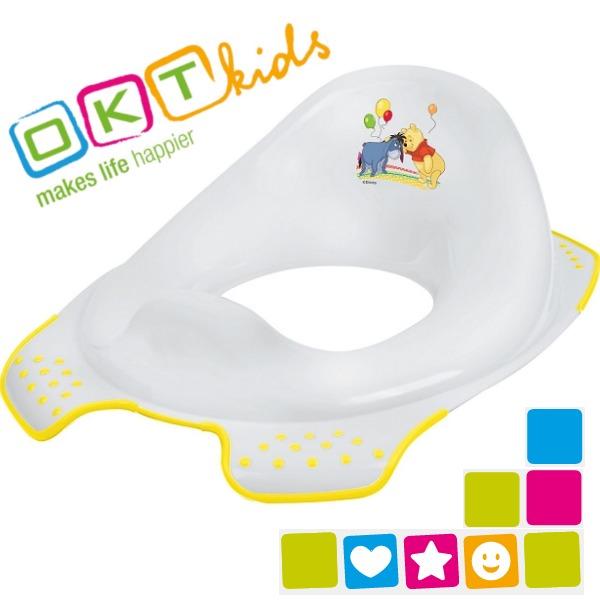 okt kids kinder toilettensitz wc sitz disney winnie the. Black Bedroom Furniture Sets. Home Design Ideas